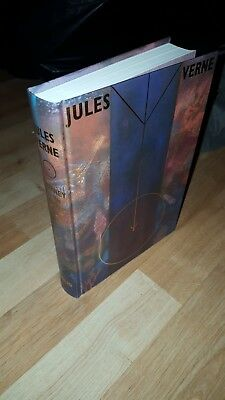 Jules Verne Journey to the centre of the earth Folio society