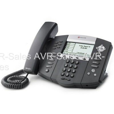 Brand New Polycom SoundPoint IP 650 SIP VoIP Business Phone   2200-12651-001