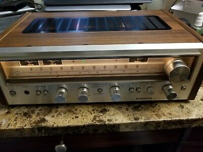 Pioneer SX-680 Stereo Receiver - FREE SHIPPING Excellent Condition