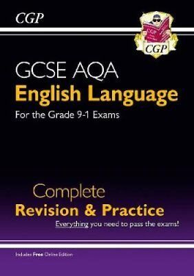 New GCSE English Language AQA Complete Revision & Practice - Gr... 9781782944140