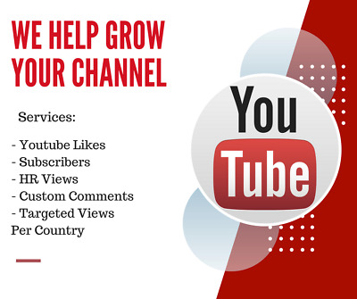 YoûTube services: Likes-Dislikes-Views-Subscribers-Shares-Comments