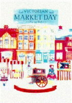 Market Day Pop-up by Milburn, Andrea Hardback Book The Cheap Fast Free Post