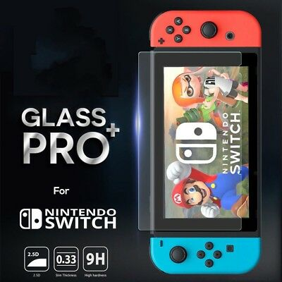 MAXSHIELD Nintendo Switch Tempered Glass Screen Protector for Nintendo Switch AU