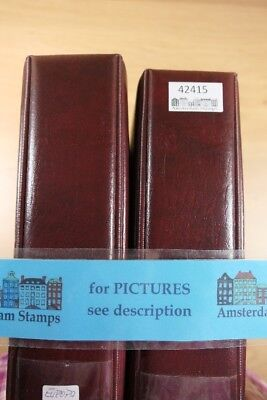Europe Very Large And Beautiful Collection Mnh Souvenir Sheets In 2 Albums