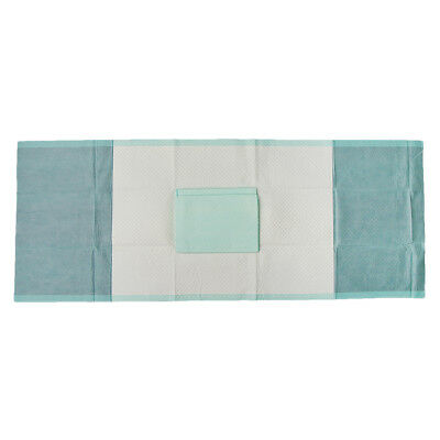 3pcs Incontinence Bed Pads Waterproof Mattress Underpad Protector Absorbent