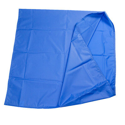 Large Transfer Slide Sheet Turning Mat for Patients and Elderly Blue