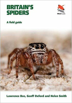 Britain's Spiders A Field Guide by Lawrence Bee 9780691165295 (Paperback, 2017)