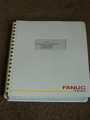 FANUC M400 Maintenance & Troubleshooting Manual A05B-1111-B121 A05B-2068-B001
