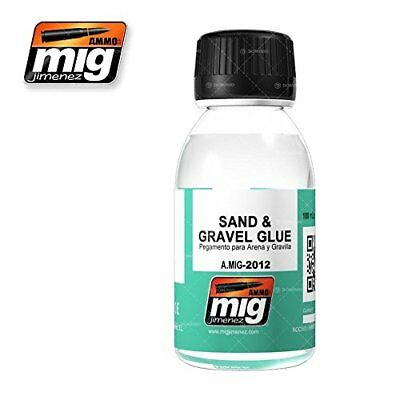 Sand And Gravel Glue - Colla Bottle 100ml 2012 AMMO BY MIG JIMENEZ
