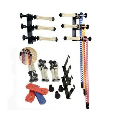 3-Roller Wall Ceiling Mounted Bracket Studio Background Support System