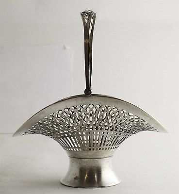 Baskets Silverplate Silver Antiques Picclick