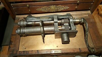 Vintage Bead Roller by Peck Stow and Wilcox - Tinsmith - Pexto -  Rat Rod - Deep