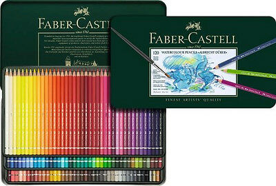 Buntstifte Faber-Castell Aquarell 120 COLOURS Coloured pencils 117511