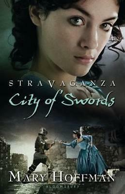 NEW City of Swords By Mary Hoffman Hardcover Free Shipping