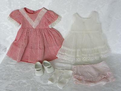 "Lovely Clothing from a 23"" American Character Sweet Sue Walker Doll 1950s"