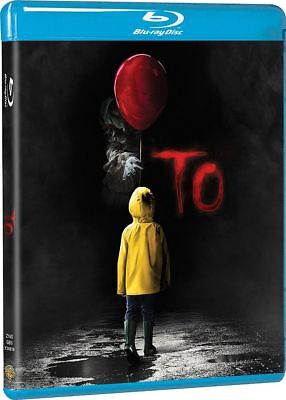 To (It) 2017 - Blu-Ray