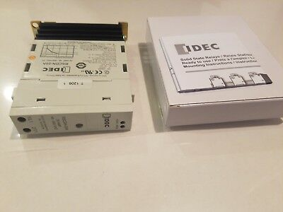 IDEC RSCDN-20A Series Solid State Relay NEW