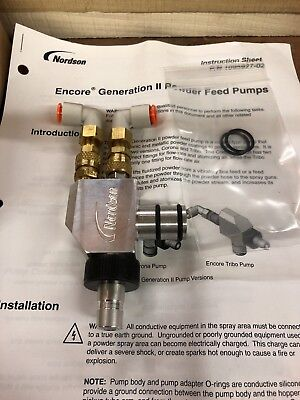 Nordson Generation II Powder Feed Pump 1095922