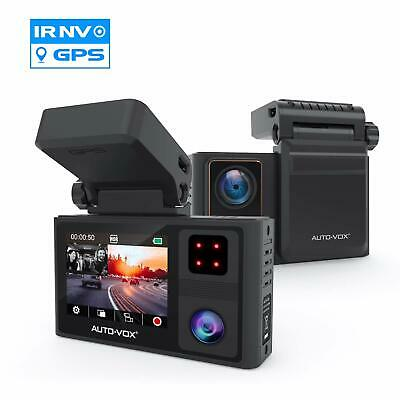 Full HD 1080P Car Dash Cam Video Camera Recorder WiFi APP Control Android IOS