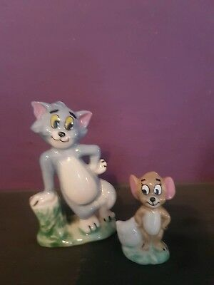 Wade Tom and Jerry MGM figurines 1973 - 1979