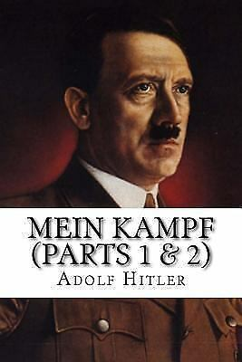 Mein Kampf: My Struggle : English Language Edition (2017) by Adolf Hitler and...