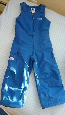 The North Face Insulated Bibs, size 3T