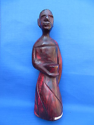 Price Reduced!  African Ethnic Art Sculpture Carving CONGO REGION  B