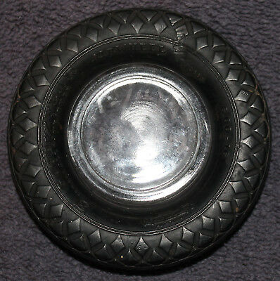Goodyear Promotional Rubber Tire Ashtray Goodyear Airwheel