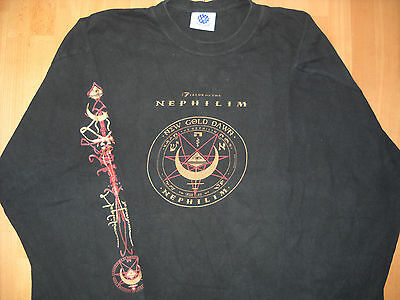 Fields of the Nephilim Sweat Shirt Gr. XXL