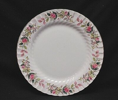 """Classic Regency Rose by Creative Fine China 10-3/8"""" Dinner Plate No. 2345 Japan"""