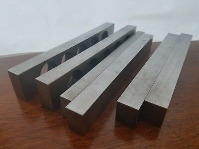 BROWN &SHARPE TAFT 6 Parallels - All 6'' Machinist Tools