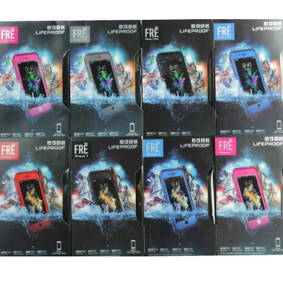Authentic LifeProof Fre WaterProof Case For Apple iPhone 7 & iPhone 7+ Plus