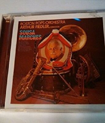 BOSTON POPS ORCHESTRA - Sousa Marches - CD - *BRAND NEW/FACTORY SEALED*