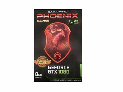 Gainward GeForce GTX1080 8GB Phoenix OC GLH