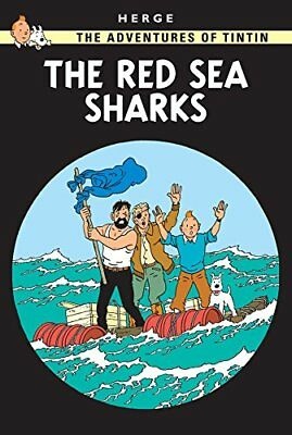 The Red Sea Sharks (The Adventures of Tintin) by Herg� Paperback Book The Cheap