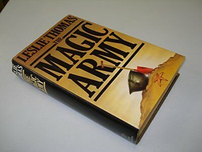 The Magic Army by Thomas, Leslie Hardback Book The Cheap Fast Free Post