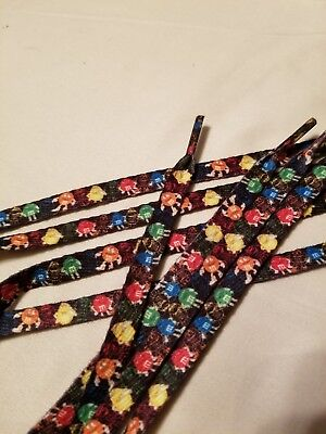 "M&M's World 45"" Character shoelaces NWT"
