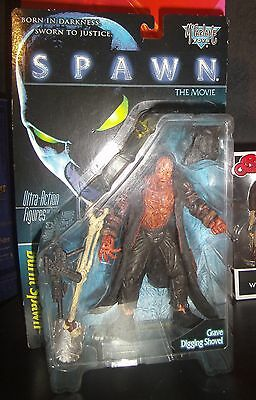 Spawn The Movie Burnt Spawn Figur von McFarlane NEU&OVP