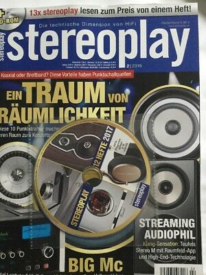 Stereoplay Aktuelles Heft 2-2018