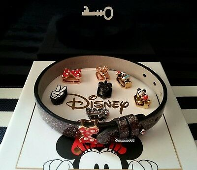 KEEP Collective Disney Charms:  Mickey Mouse, Minnie Mouse & More