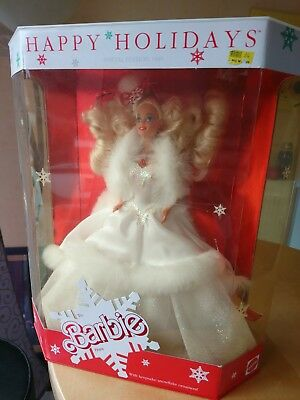 Holiday Barbie 1989 OVP