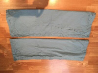 Marks and Spencers 2 blue pillow cases