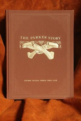 """The Parker Story,  Vols. 1 & 2, 9"""" X 12"""", 1044 pp, Full Color, MInt & Signed"""