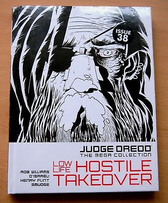 JUDGE DREDD Mega Collection 20 (Issue #38) New