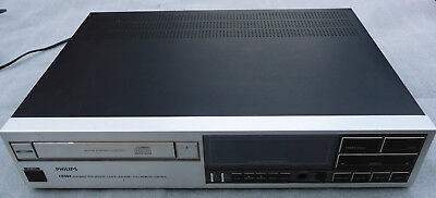 Philips CD304 CD 304 Compact Disk Player CD-Player