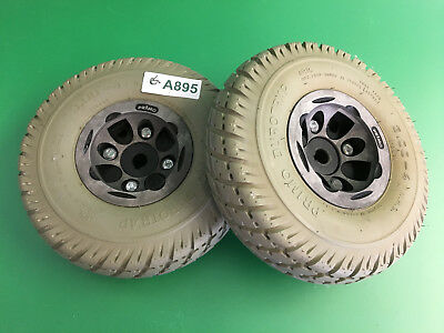 Invacare Pronto Sure Step M51 Wheels & tires  3.00-4 Solid Foam Filled   #A895