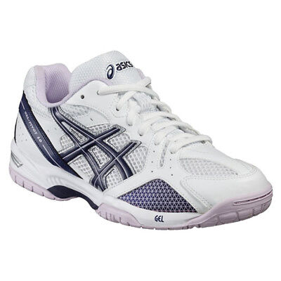 *new* Asics Gel Pivot 10 Ladies Womens Girls Netball Shoes / Trainers
