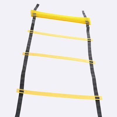 New The WOD Life - Agility Ladder - 9 metres + Carry Bag from The WOD Life