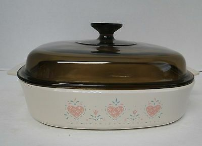 """Corning Ware FOREVER YOURS 10"""" Skillet 2.5 Qt. Casserole"""