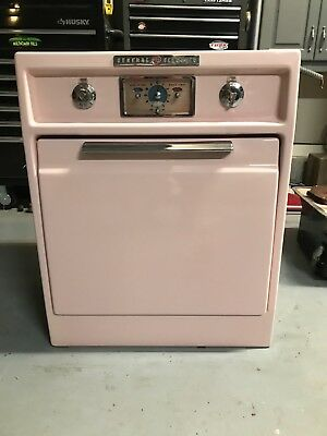 1950's Vintage GE Wall Oven - near mint condition